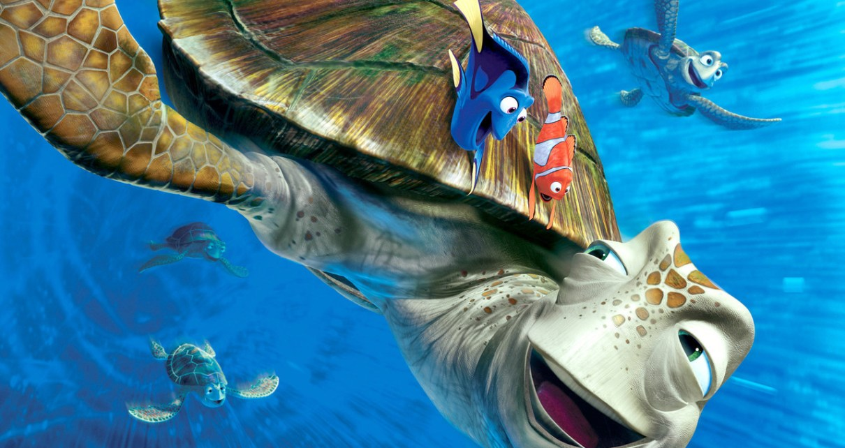 Nostalgie - Rétro Pixar, J-12 : Le Monde de Nemo