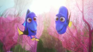 Les parents de Dory !
