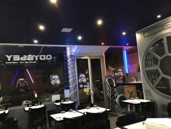 Odyssée – la crêperie Star Wars