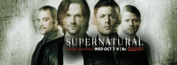 cw - Supernatural saison 11, l'appel des ténèbres supernatural season 11
