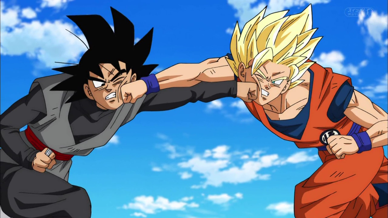 Dragon ball super pisode 50 goku contre goku - Tout les image de dragon ball z ...