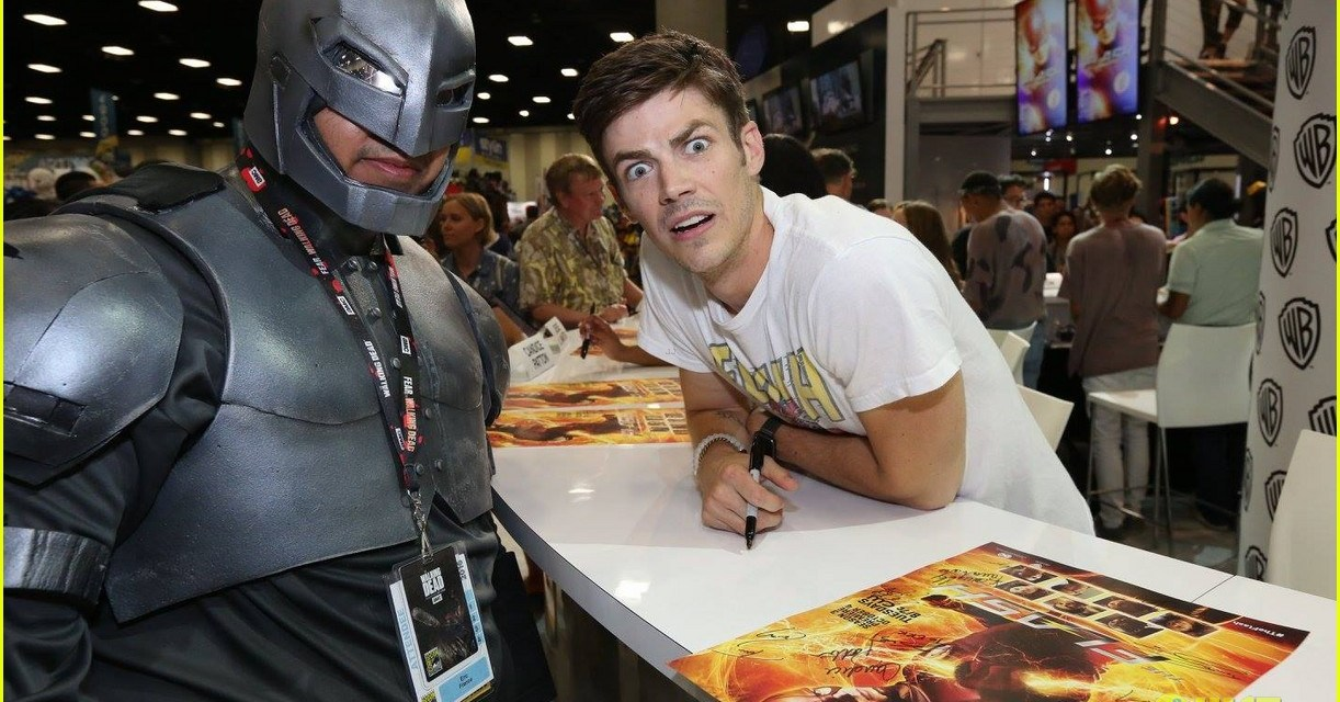 #SDCC – Flash, Arrow, Supergirl, Legends of Tomorrow et Gotham