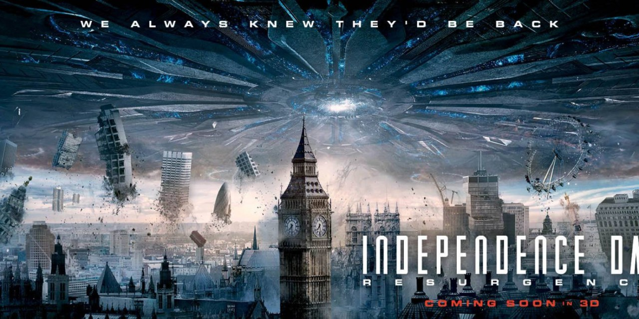 Independence Day Resurgence : un jour normal dans la vie d'un blockbuster (100% spoiler)