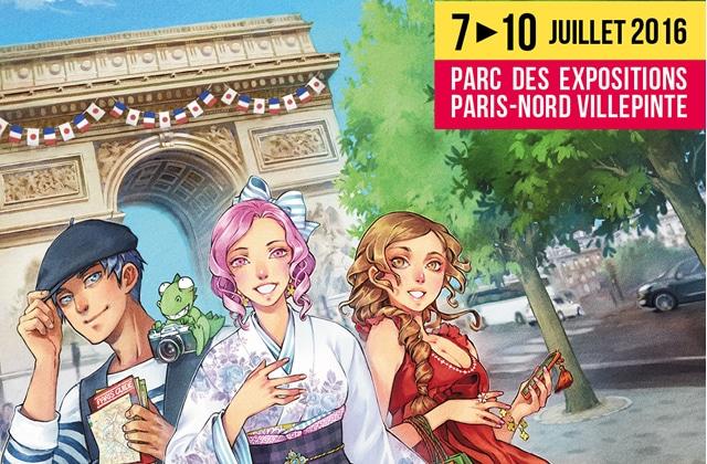 japan expo - Japan Expo : un tour de plus japan expo 2016