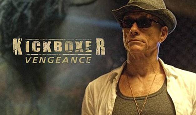 Kickboxer Vengeance : remake avec Jean Claude Van Damme du film avec Jean Claude Van Damme