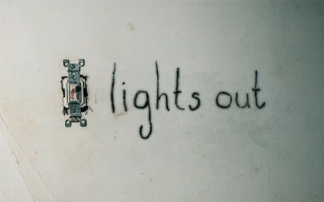 dans le noir - Dans le Noir (Lights Out) : jour, nuit, jour, ennui lights out