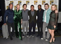 captain marvel - #SDCC - Marvel présente Spider-Man, Docteur Strange et Captain Marvel marvel comic con safe doctor strange cast