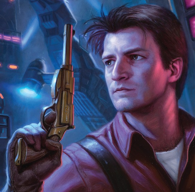 firefly - #SDCC - Serenity revient en comic book