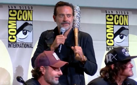 sdcc - #SDCC - Walking Dead n'en dit pas plus sur sa saison 7 walking dead panel 16