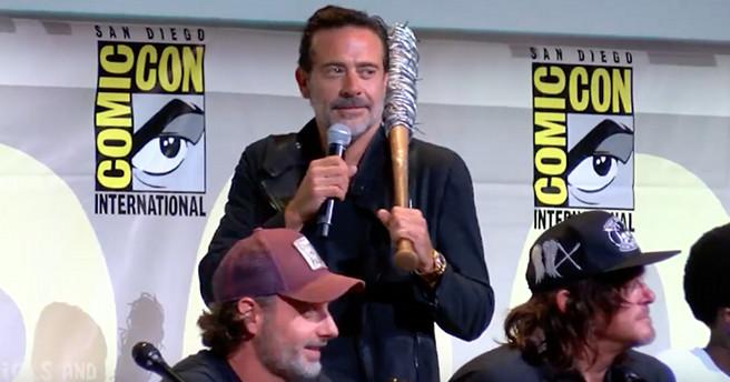 sdcc - #SDCC - Walking Dead n'en dit pas plus sur sa saison 7 walking dead panel 16