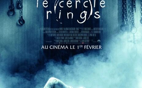 reboot - Rings, troisième version US de la vidéo maudite Affiche Rings VF