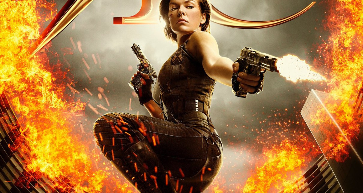 resident evil - Resident Evil: The Final Chapter dévoile son affiche et son trailer final chapter
