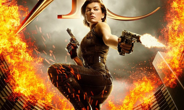 Resident Evil: The Final Chapter dévoile son affiche et son trailer