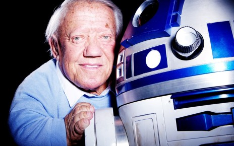 kenny baker - Mort de Kenny Baker, inoubliable R2-D2 kenny baker photo