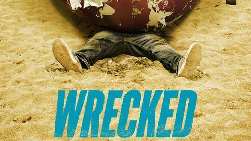 wrecked - Wrecked : seuls sur le sable, les yeux dans l'eau