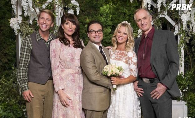 The Big Bang Theory : mes parents et moi