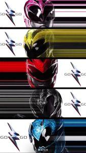 power rangers - Power Rangers : une nouvelle bande-annonce qui donne envie ! powerrangermovieposterall 204098