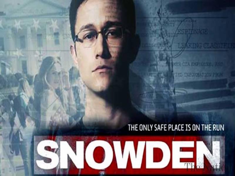 oliver stone - Snowden : être ou ne pas être en Amérique...