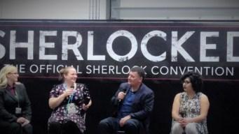 Steven Moffat, Talk Re-Imagining Sherlock