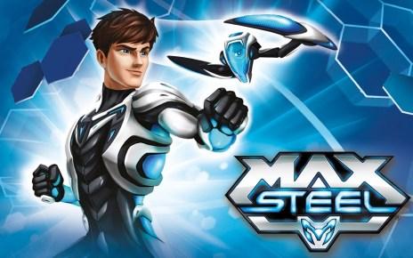 max steel - Max Steel : la version live du dessin animé