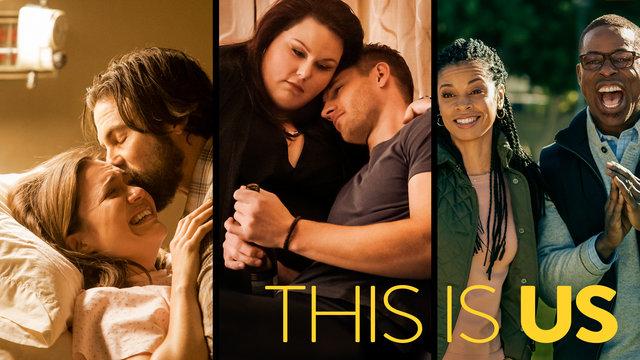 this is us - This Is Us : la série qui se spoile et on en redemande NBC This Is Us affiche