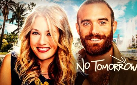 no tomorrow - Suivi Critique No Tomorrow saison 1 : épisode 2 No Tomorrow CW TV series key art logo
