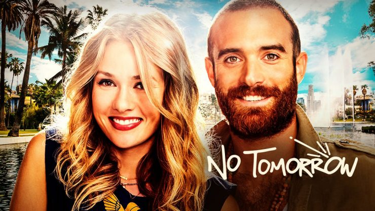 no tomorrow - No Tomorrow : no to more rom com ? No Tomorrow CW TV series key art logo
