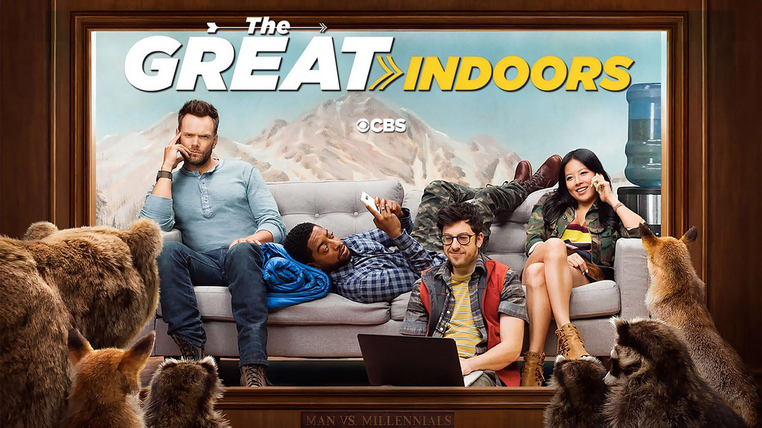 The Great Indoors : la workplace comedy qui n'est pas de trop