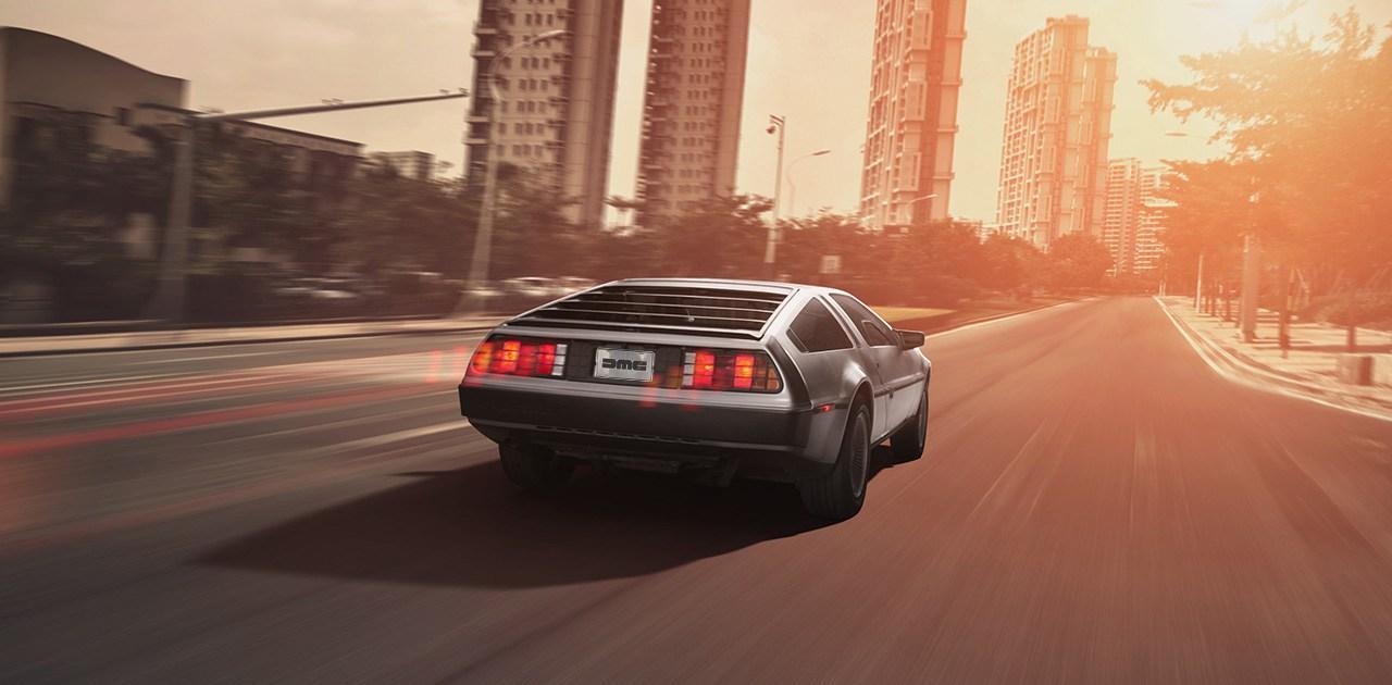 La DeLorean reviendra en 2017