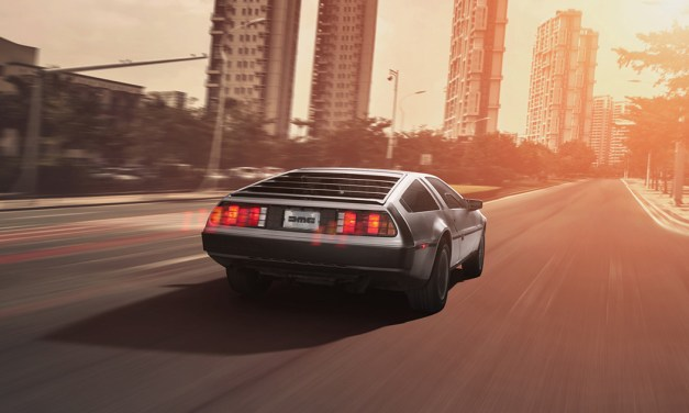 La DeLorean reviendra en 2017