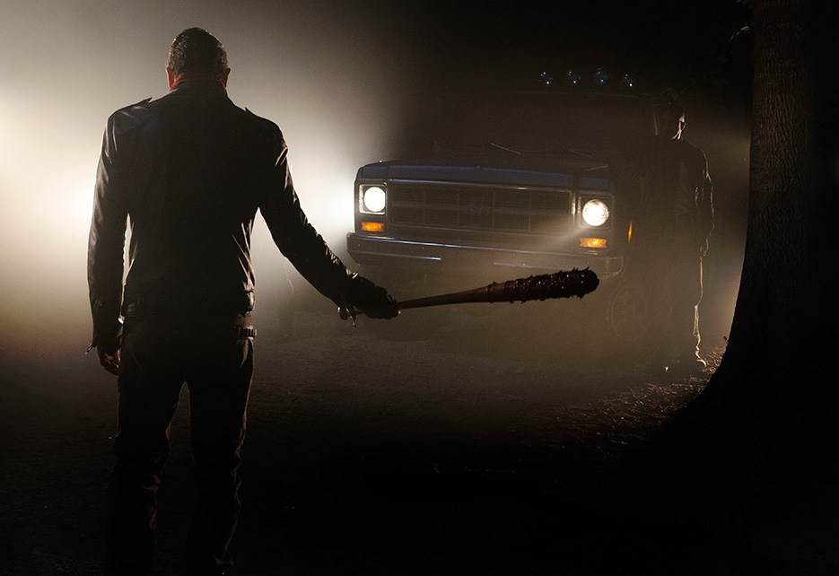The Walking Dead - The Walking Dead saison 7 : Season premiere the walking dead episode 701 negan morgan 935