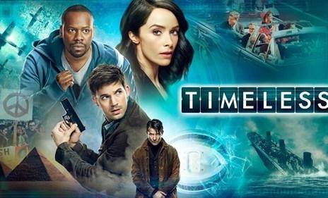 timeless - Timeless : Nom de Zeus, ça va être le pied !