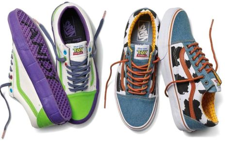 merchandising - Des Vans Toy Story au pied ! vans toy story