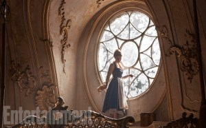 disney - Premières images de la Bête avec sa Belle Emma Watson belle et la bete 04