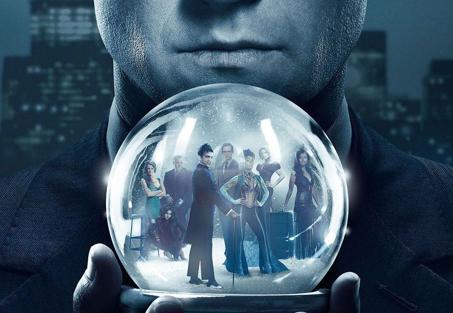 gotham - Gotham : le crime ne paie pas