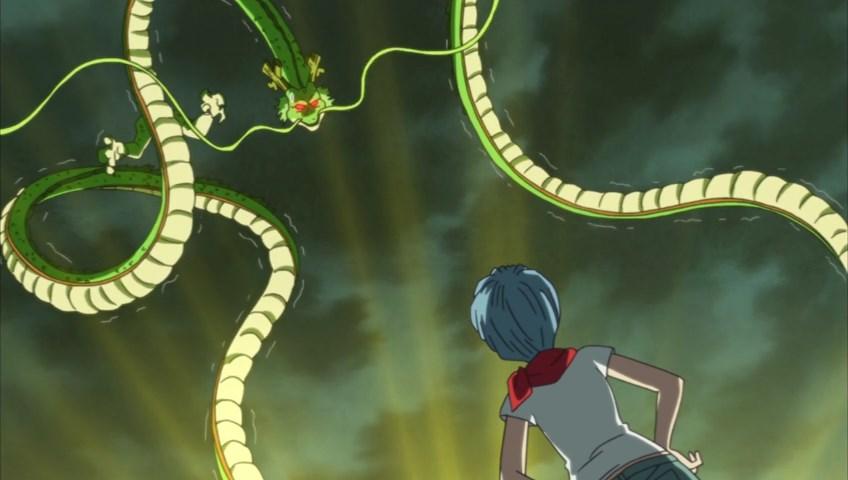 Dragon Ball Super épisode 68: Bulma Vs Shenron