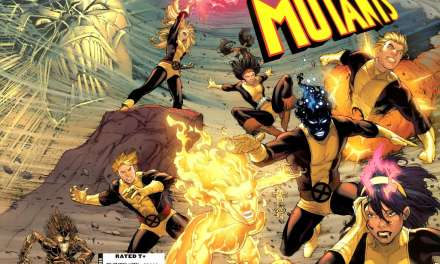 The New Mutants : premier teaser