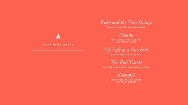 nominations - Oscars : 14 nominations pour La La Land NOMINATIONS oscars 1 22