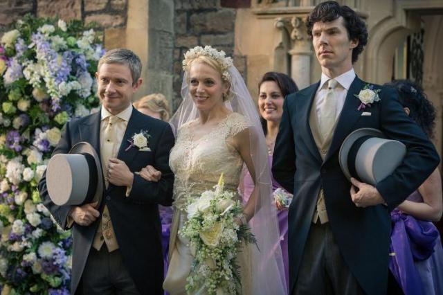 BBC - Sherlock : The Six Thatchers : le côté obscur en plus john trompe sa femme
