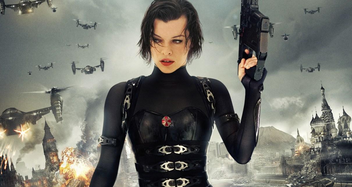 reboot - Resident Evil : la saga sera rebootée ! resident evil