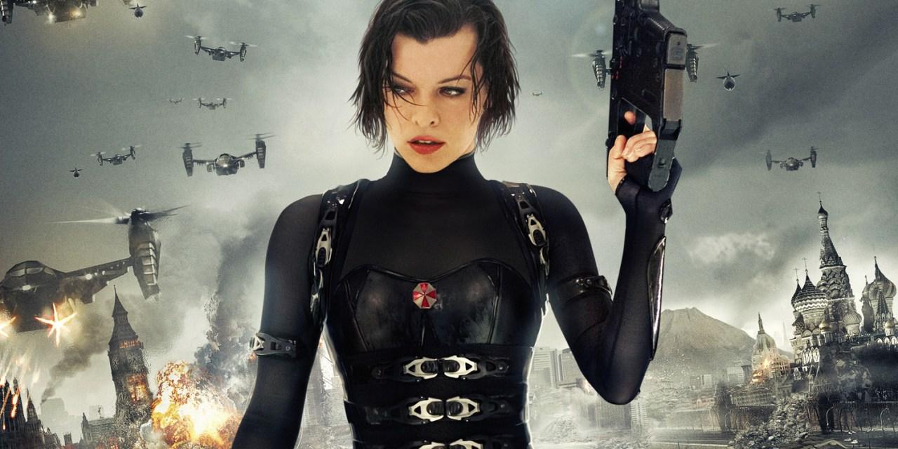 Resident Evil : la saga en chiffres avant the Final Chapter