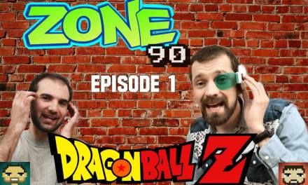 ZONE 90, nouvelle émission sur les années 90, revient sur Dragon Ball Z.