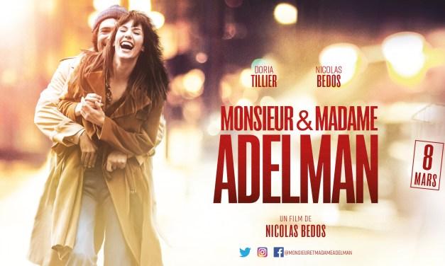 Monsieur & Madame Adelman : inspiré et inspirant
