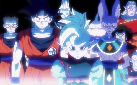 dragon ball super - Dragon Ball Super épisode 78 : Les loups entrent dans l'Arène