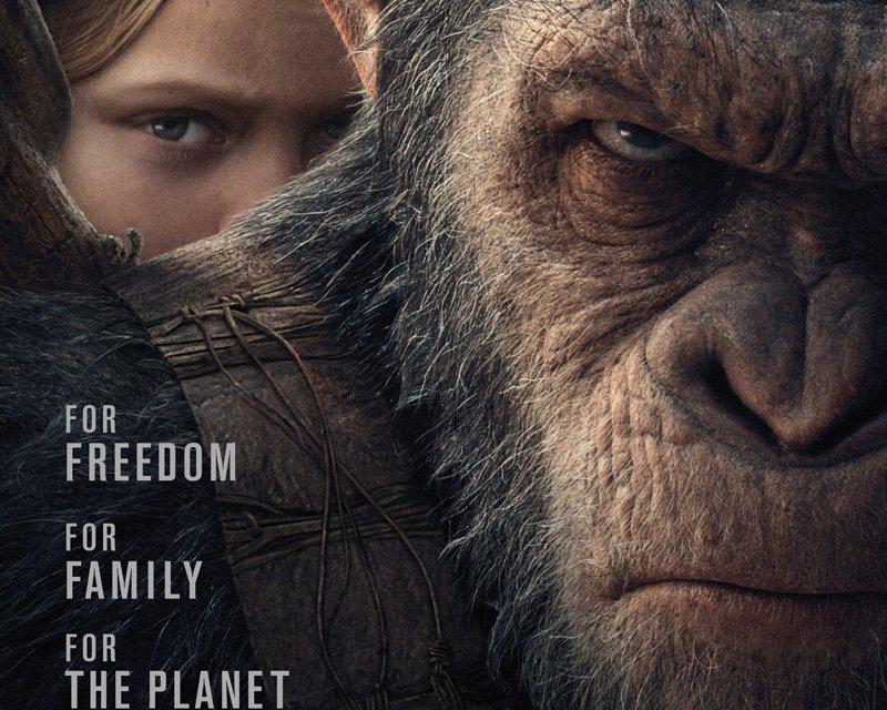 La Planète des Singes – Suprématie : nouvelle bande-annonce !