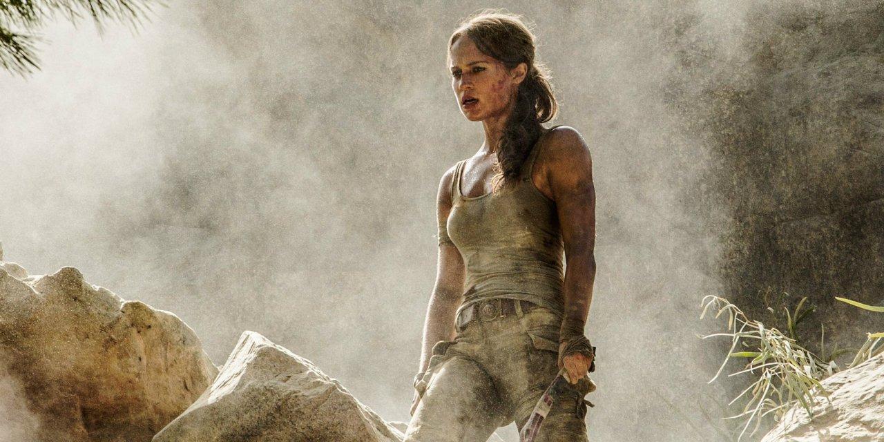 TOMB RAIDER : premières images de Lara Croft