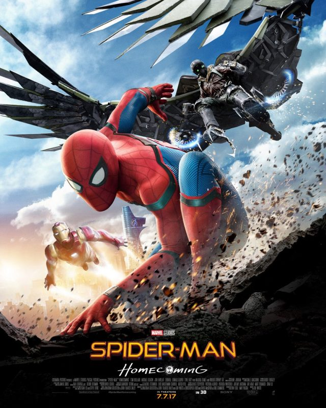 bande-annonce - Spider-Man Homecoming : nouveau trailer er deux posters ! homecoming poster 1