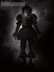 ça - IT : Ça est revenu dans la première bande-annonce du film ! it the clown pennywise 0