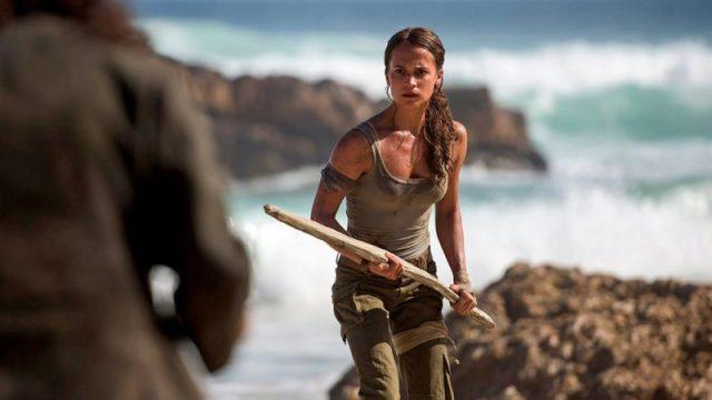 Alicia Vikander - TOMB RAIDER : premier trailer pour le retour de Lara Croft au cinéma