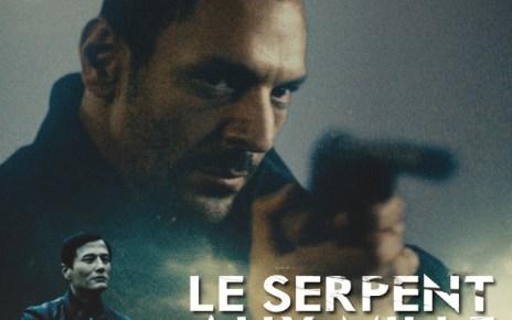 eric valette - LE SERPENT AUX MILLE COUPURES : RETOUR EN FORCE POUR TOMER SISLEY 11 1